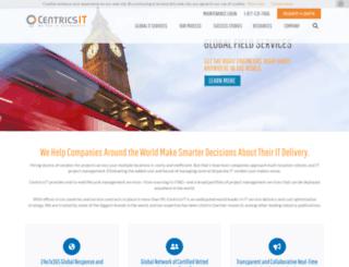centricsit.com screenshot