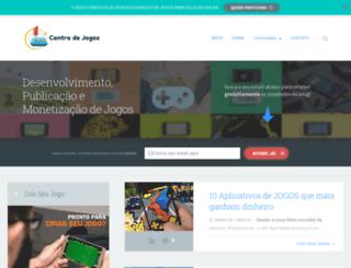 centrodejogos.com.br screenshot