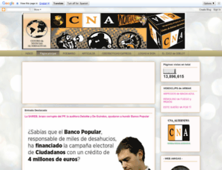 centrodeperiodicos.blogspot.com.es screenshot