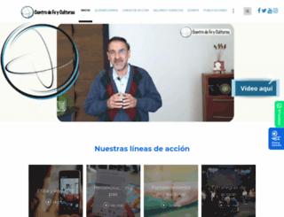 centrofeyculturas.org.co screenshot