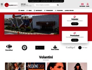 centromaremonti.com screenshot