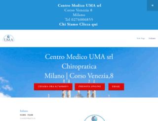 centromedicouma.com screenshot