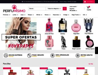 centroperfumes.cl screenshot
