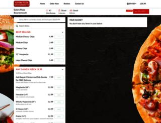centropizza.co.uk screenshot