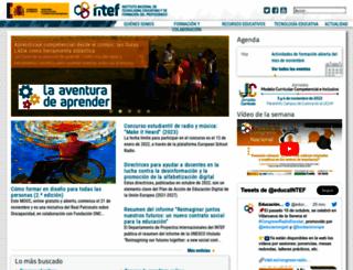 centros4.pntic.mec.es screenshot