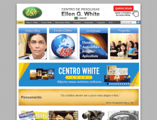 centrowhite.org.br screenshot