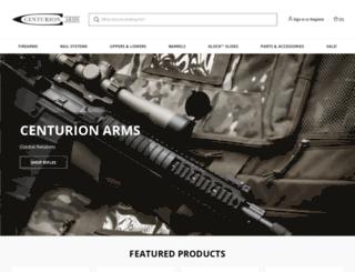 centurionarms.com screenshot