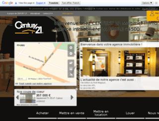 century21-multimer-la-baule.com screenshot