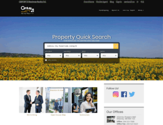 century21macmillan.com screenshot