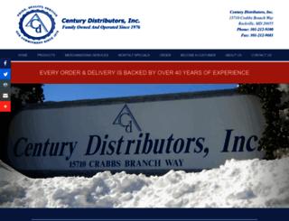 centurydist.com screenshot
