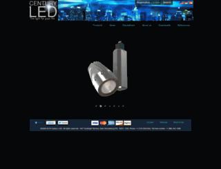 centuryled.com screenshot
