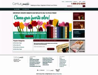 centuryphoto.com screenshot