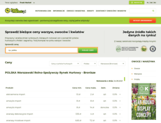 ceny.fresh-market.pl screenshot