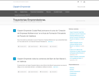 cepaimemprende.org screenshot