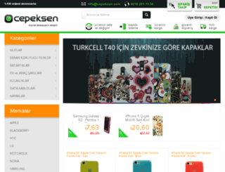 cepeksen.com screenshot