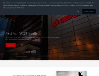 cepsa.com screenshot