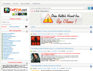 ceptim.net screenshot