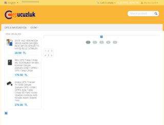 cepucuzluk.com screenshot