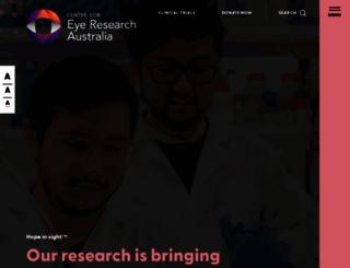 cera.org.au screenshot