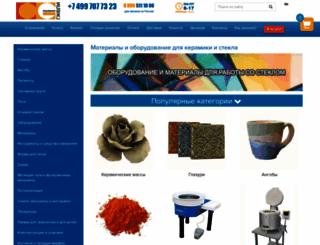 ceramgzhel.ru screenshot