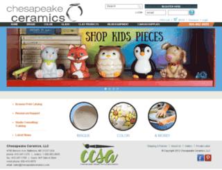 ceramicsupply.com screenshot