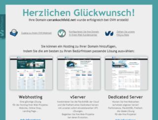 cerankochfeld.net screenshot