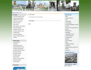 ceraso.asmenet.it screenshot