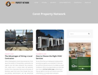 ceretproperty.com screenshot