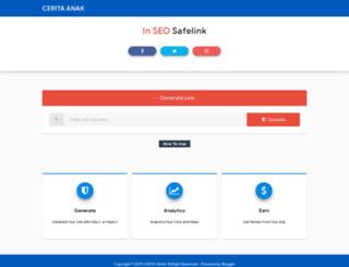 cerita-anak.com screenshot