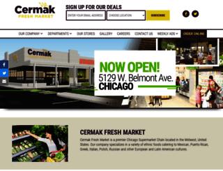 cermakfreshmarket.com screenshot