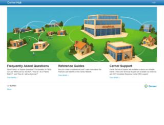 cernvhd3.cernerworks.com screenshot