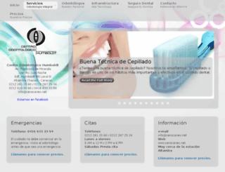 cerocaries.net screenshot