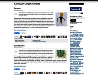 cerpenkompas.wordpress.com screenshot