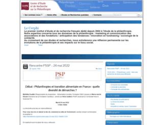 cerphi.org screenshot