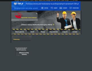 cerpol-kozlowice.cba.pl screenshot