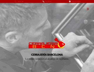 cerrajeriabcn.com screenshot