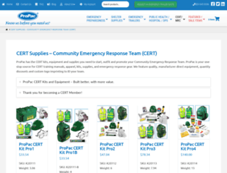 cert-kits.com screenshot
