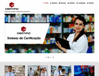 certificonline.com.br screenshot