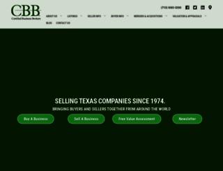 certifiedbb.com screenshot