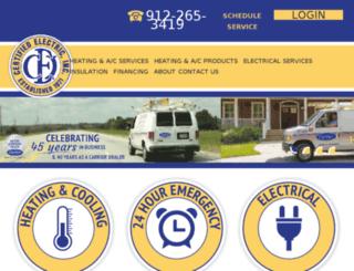 certifiedelectric.isinproduction.com screenshot