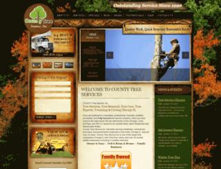 certifiedtreeservices.com screenshot
