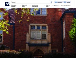 cesa.edu.co screenshot