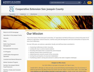 cesanjoaquin.ucanr.edu screenshot