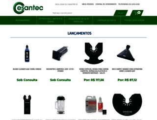 cesantec.com.br screenshot