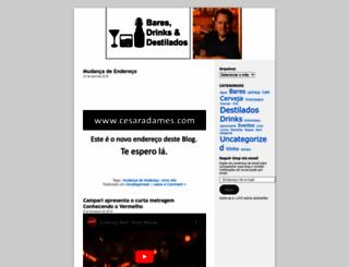 cesaradames.wordpress.com screenshot