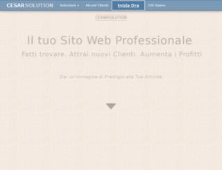 cesarsolution.com screenshot