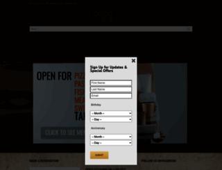 cesco-osteria.com screenshot