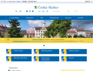 ceskaskalice.cz screenshot