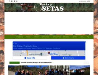 cestaysetas.com screenshot