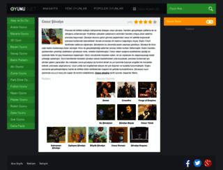 cesursovalye.oyunu.net screenshot